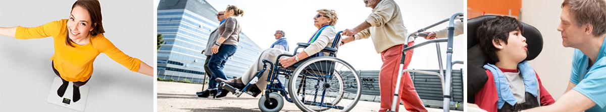 Behandlung von Osteoporose und verschiedenen Krankheitsbildern mit Bewegungseinschränkungen sowie zur Stärkung der Muskulatur